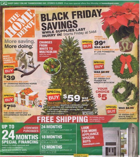 dont - Home Depot Black Friday Christmas Decorations