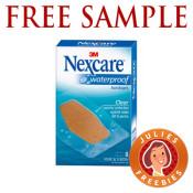 free-sample-nexcare-waterproof-bandages