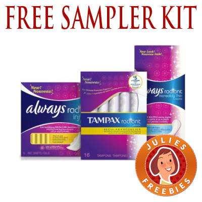 free-always-tampax-radiant-sampler-kit