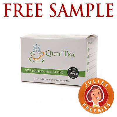 quit tea