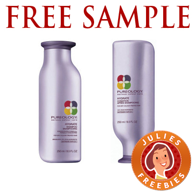 free-sample-pureology-hydrate-shampoo-and-conditioner