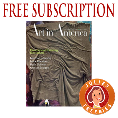free-subscription-art-in-america