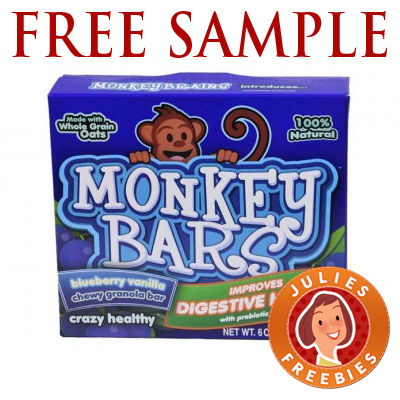 Free Boxes of Monkey Bars