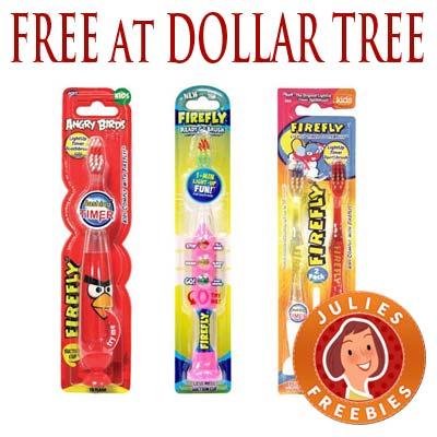 free-firefly-tooth-brush-dollar-tree