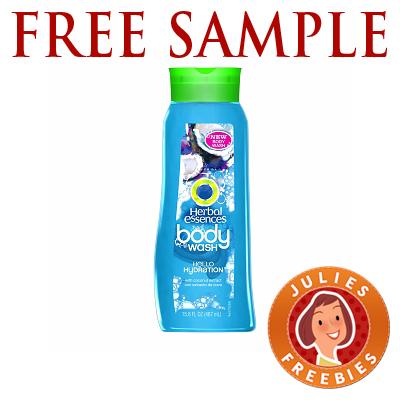 Free Sample of Herbal Essences Body Wash - Julie's Freebies