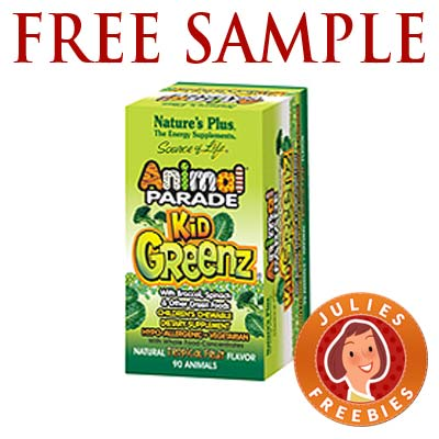 free-sample-kid-greenz-childrens-chewables