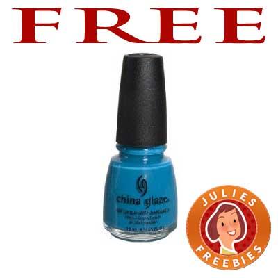 free-china-glaze-nail-lacquer