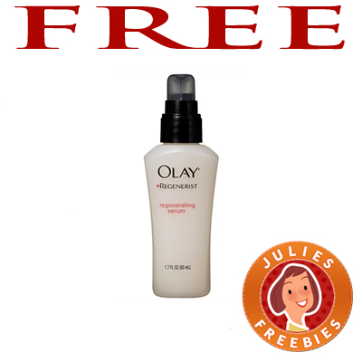 free-olay-regenerating-serum