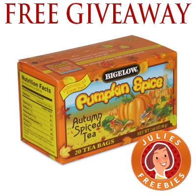 free-bigelow-pumpkin-spice-tea-giveaway