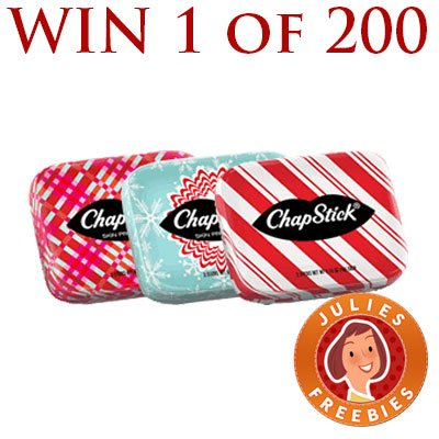 free-chapstick-holiday-tin-giveaway