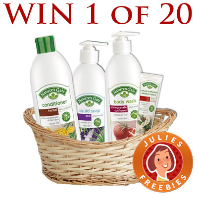 free-natures-gate-gift-basket-giveaway