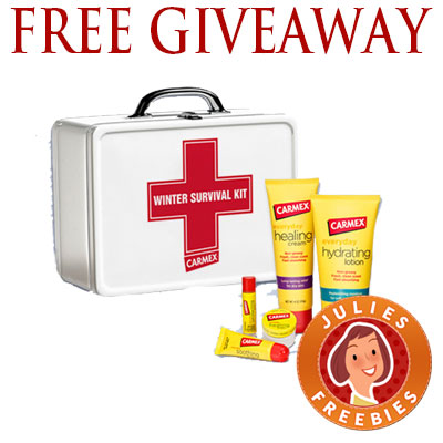 free-carmex-winter-survival-kit-giveaway