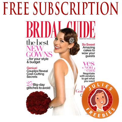 free-subscription-bridal-guide