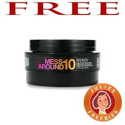 free-redken-disrupting-cream-paste