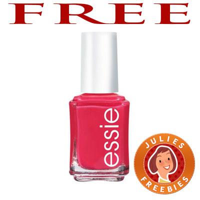 free-essie-nail-polish
