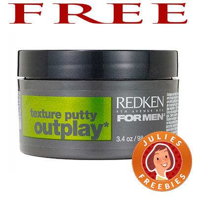 free-redken-for-men-putty