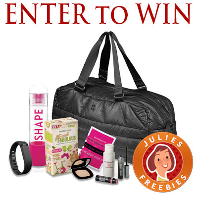 Enter to Win a Bare Minerals Fitness Prize Pack - Julie's Freebies