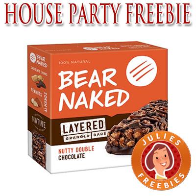 Bar granola naked