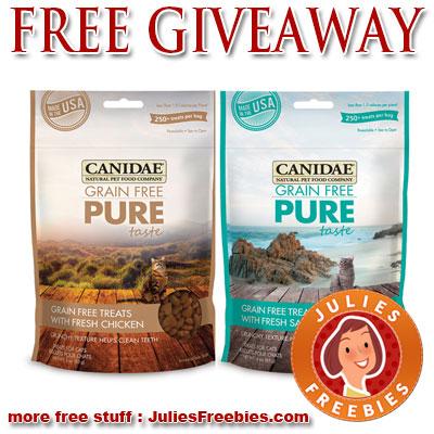 free-canidae-cat-treats