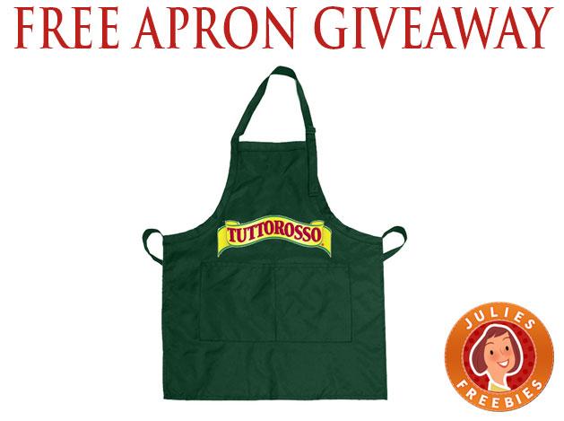 free-tuttorosso-apron-giveaway