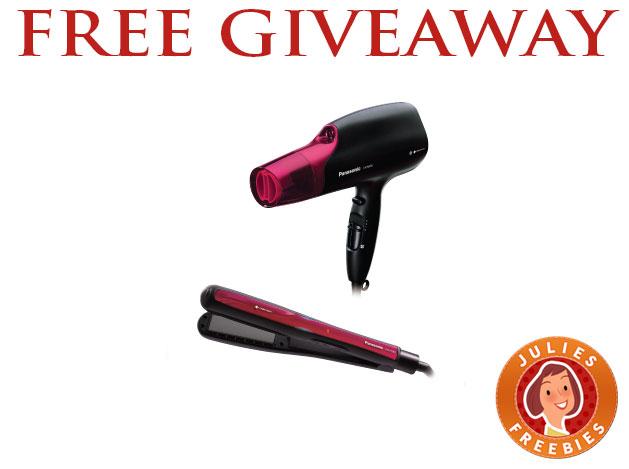 Free flat iron giveaway