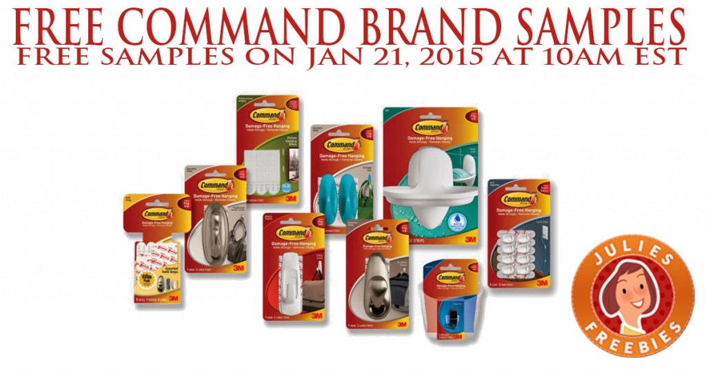 free-command-brand-product-samples
