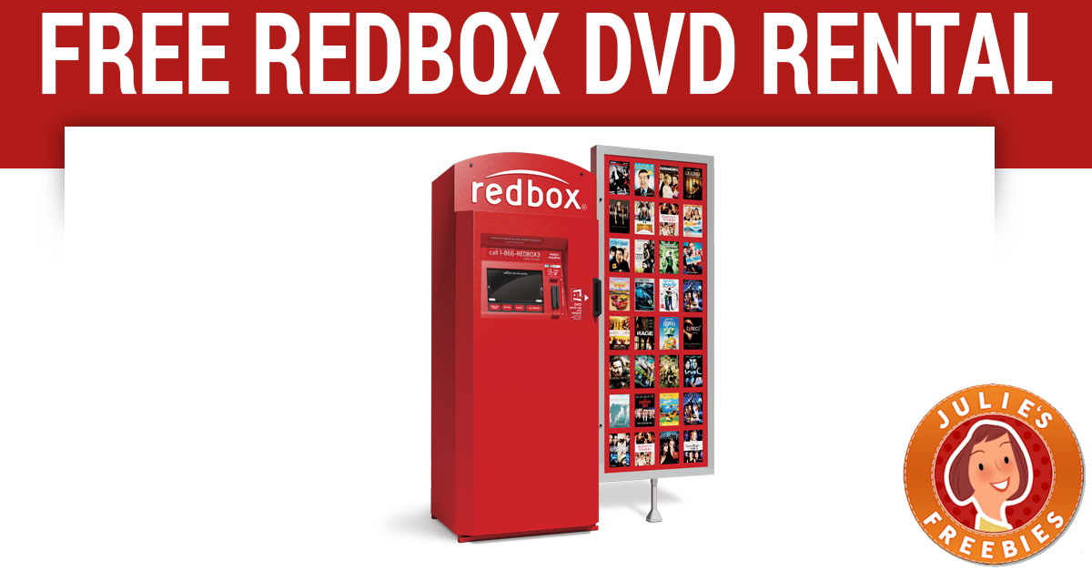 To get a FREE Redbox Rental Code text message Freebie to You will receive a unique renal code for a free 1-day movie rental. If you are already a subscriber you will need to text message STOP to first. Expires September