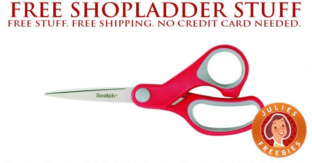 Free Stuff from ShopLadder - Julie's Freebies