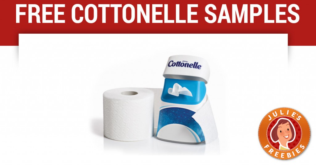 free-cottonelle-sample-pack
