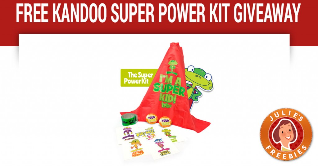 free-kandoo-super-power-kit-giveaway