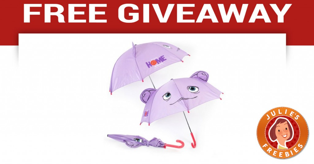 free home giveaway free home movie umbrella giveaway julie s freebies 7353