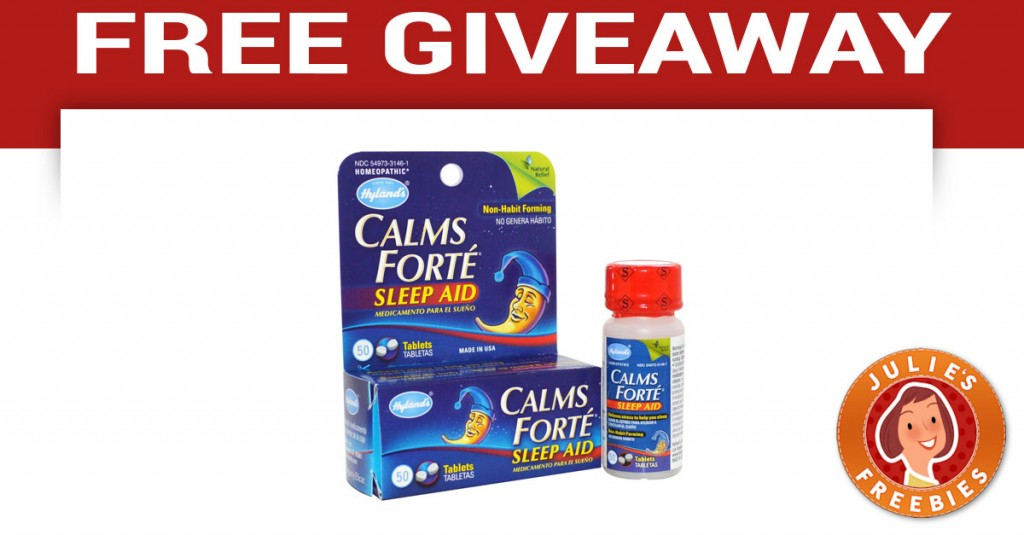 free-hylands-calm-forte-giveaway