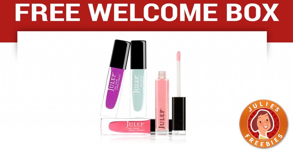 free-julep-welcome-box