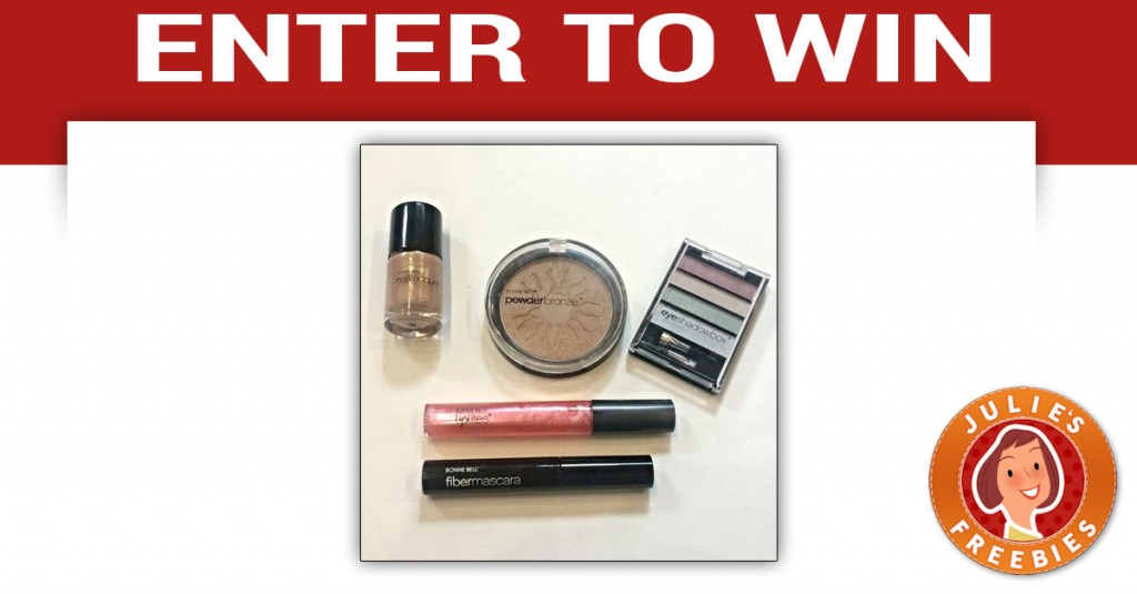 win-cosmetics-prize-pack