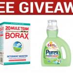 free-borax-purex-giveaway
