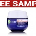 free-garnier-miracle-sleeping-cream-sample