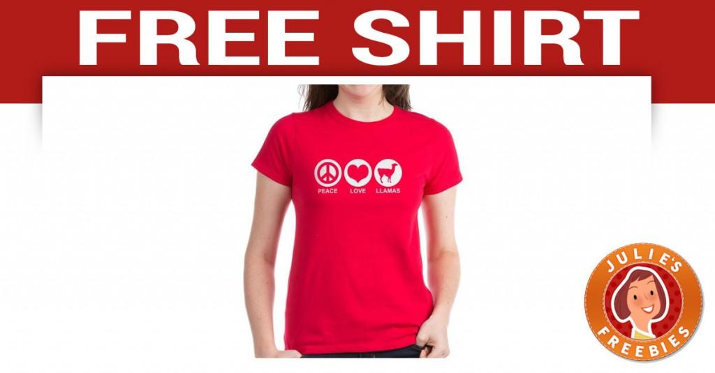 free-jolly-llama-shirt