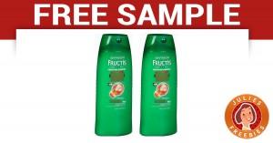 free-garnier-fructis-sample