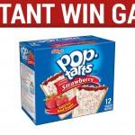pop-tarts-instant-win-game