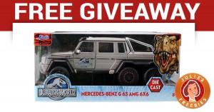 die-cast-jurassic-world-mercedes-truck-giveaway