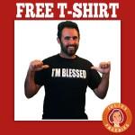 free-im-blessed-shirt