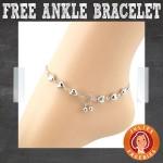 free-ankle-bracelet