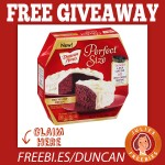 free-duncan-hines-perfect-size-cake-mix-giveaway