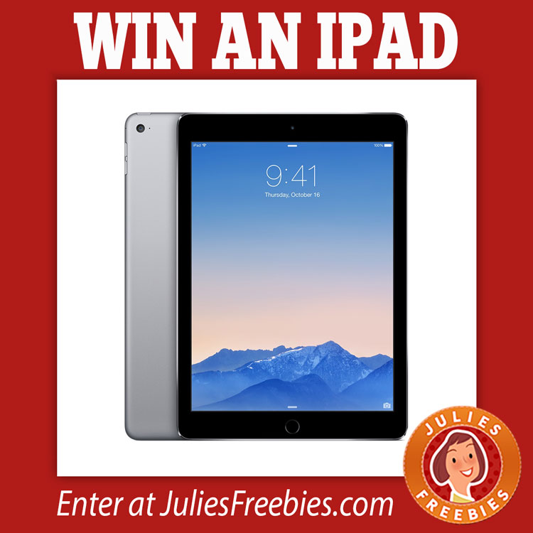 how to win an ipad 3 for free