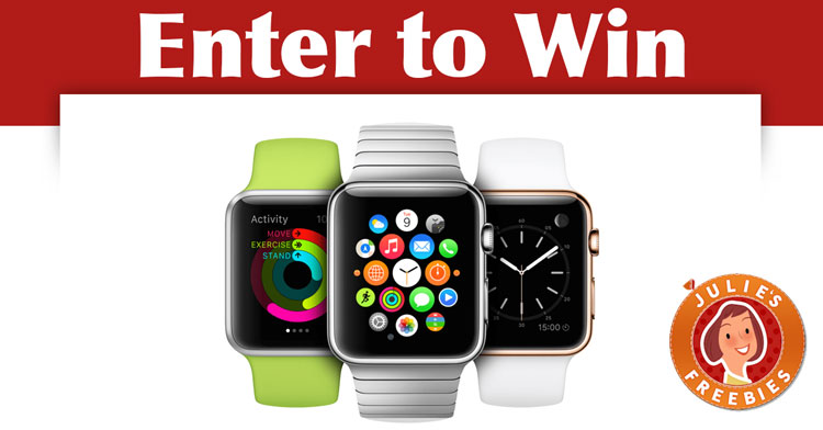 Win apple watch
