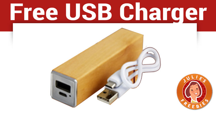 free-usb-charger