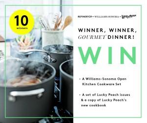 win-williams-sonoma-prize-pack