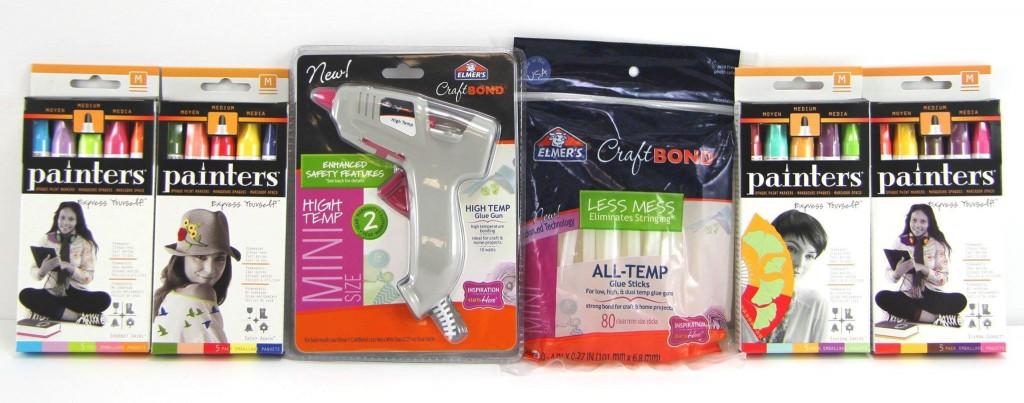 Elmer S Craft Supply Giveaway Kit