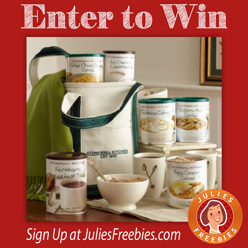 Win A Stonewall Kitchen Prize Pack Julie 39 S Freebies