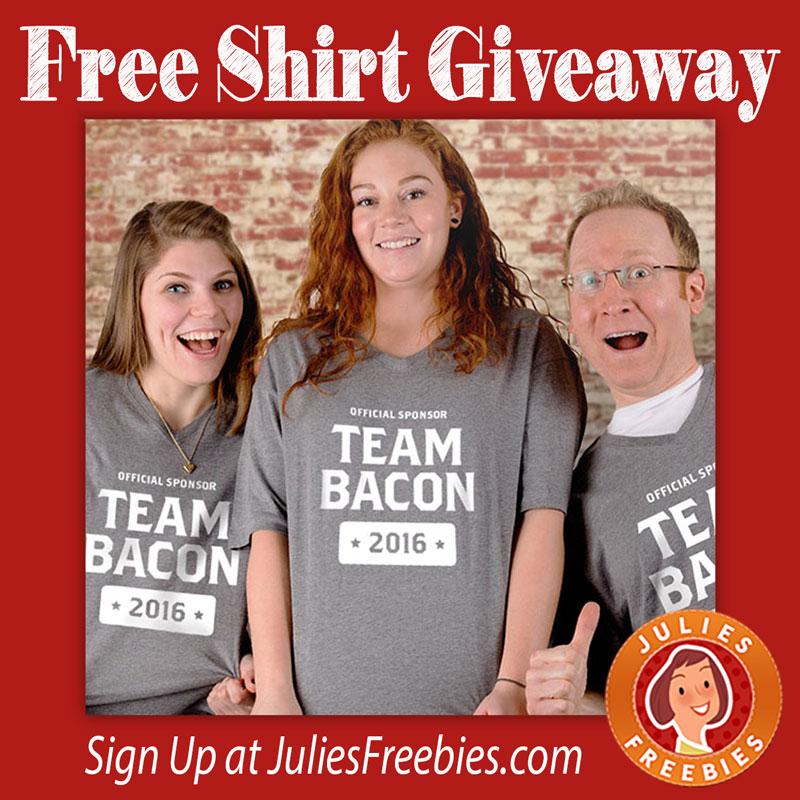 team-bacon-shirt